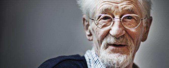 Nobelpristager Jens Christian Skou. Foto: Søren Kjeldgaard